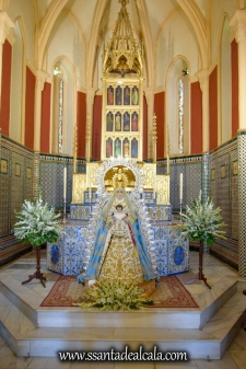 Misa de Campaña de la Virgen del Águila 2017 (23)