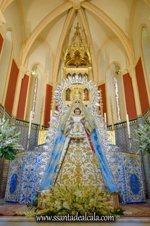 Misa de Campaña de la Virgen del Águila 2017 (24)