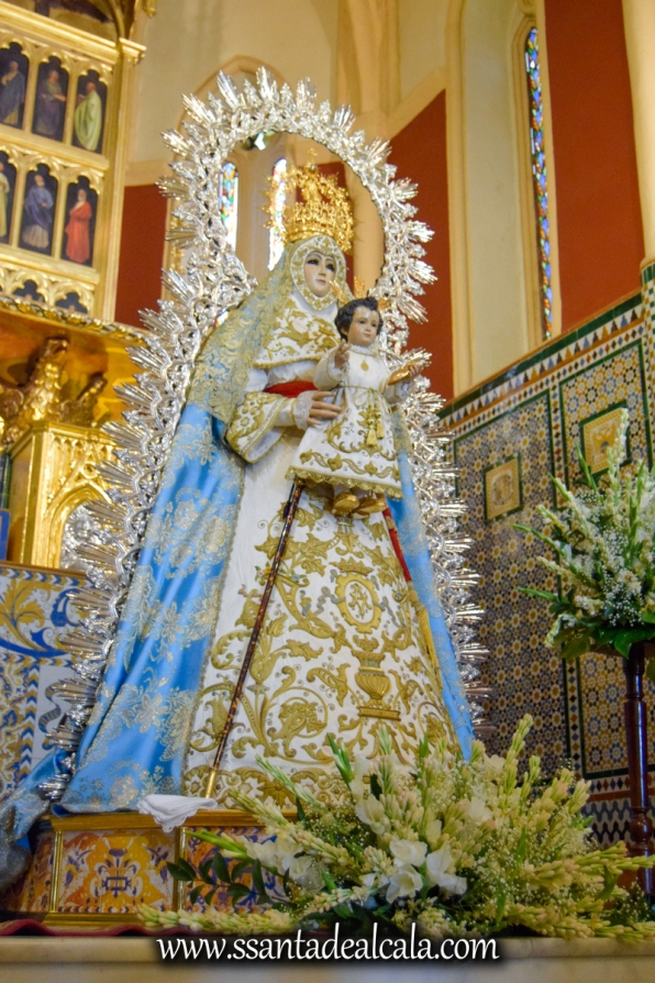 Misa de Campaña de la Virgen del Águila 2017 (25)