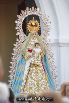 Misa de Campaña de la Virgen del Águila 2017 (3)