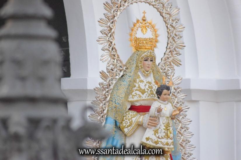 Misa de Campaña de la Virgen del Águila 2017 (4)