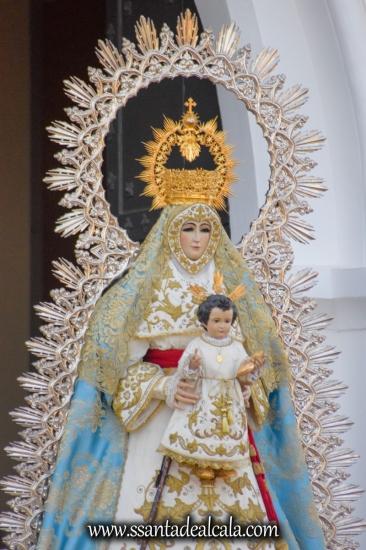 Misa de Campaña de la Virgen del Águila 2017 (5)