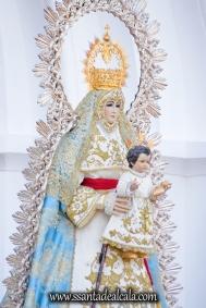 Misa de Campaña de la Virgen del Águila 2017 (6)