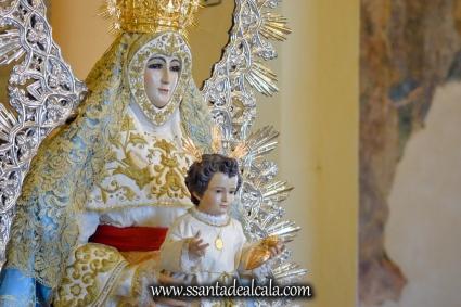 Misa de Campaña de la Virgen del Águila 2017 (7)