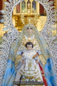Misa de Campaña de la Virgen del Águila 2017 (8)