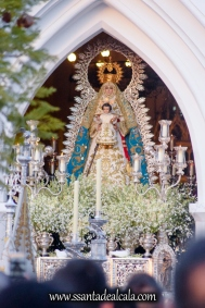 Salida Procesional de la Virgen del Águila 2017 (1)