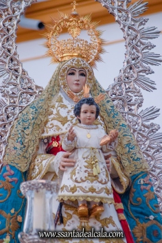 Salida Procesional de la Virgen del Águila 2017 (10)