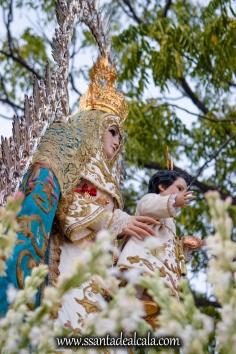 Salida Procesional de la Virgen del Águila 2017 (12)