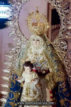 Salida Procesional de la Virgen del Águila 2017 (13)