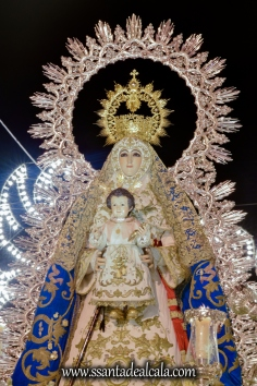 Salida Procesional de la Virgen del Águila 2017 (14)