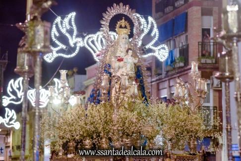 Salida Procesional de la Virgen del Águila 2017 (15)