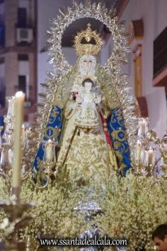 Salida Procesional de la Virgen del Águila 2017 (18)