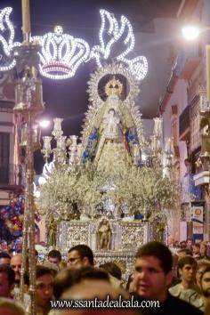 Salida Procesional de la Virgen del Águila 2017 (19)