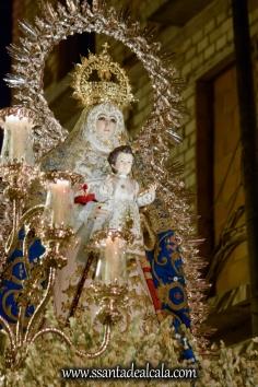 Salida Procesional de la Virgen del Águila 2017 (20)