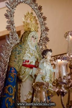 Salida Procesional de la Virgen del Águila 2017 (21)