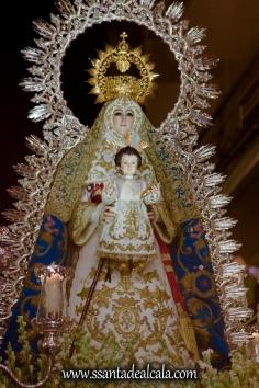 Salida Procesional de la Virgen del Águila 2017 (22)