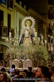 Salida Procesional de la Virgen del Águila 2017 (25)