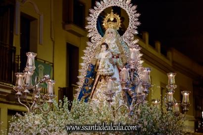 Salida Procesional de la Virgen del Águila 2017 (26)