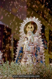 Salida Procesional de la Virgen del Águila 2017 (27)