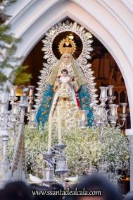 Salida Procesional de la Virgen del Águila 2017 (3)
