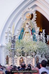Salida Procesional de la Virgen del Águila 2017 (4)