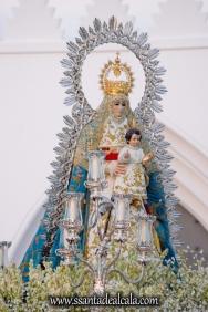 Salida Procesional de la Virgen del Águila 2017 (5)