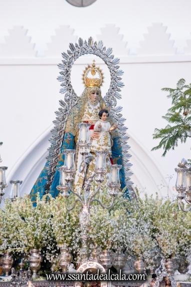 Salida Procesional de la Virgen del Águila 2017 (6)