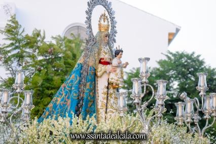 Salida Procesional de la Virgen del Águila 2017 (7)