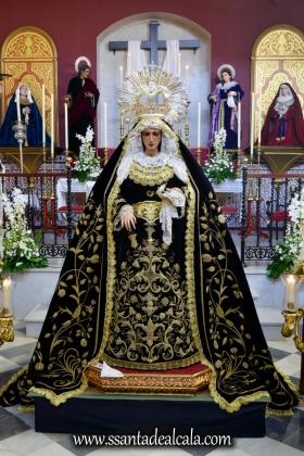 Besamanos a la Virgen de la Soledad 2017 (2)
