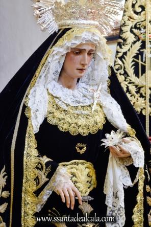 Besamanos a la Virgen de la Soledad 2017 (9)