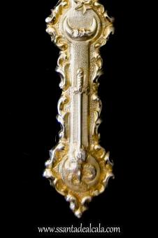 Cruz pectoral Amargura (2)
