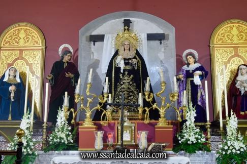 Solemne Tríduo a la Virgen de la Soledad 2017 (1)