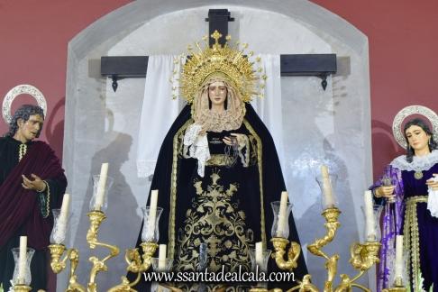 Solemne Tríduo a la Virgen de la Soledad 2017 (2)