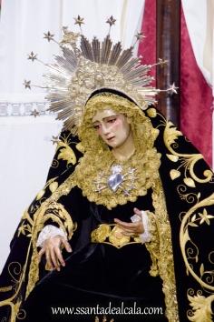 Solemne Tríduo y Besamanos a la Virgen de los Dolores 2017 (12)