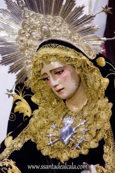 Solemne Tríduo y Besamanos a la Virgen de los Dolores 2017 (13)
