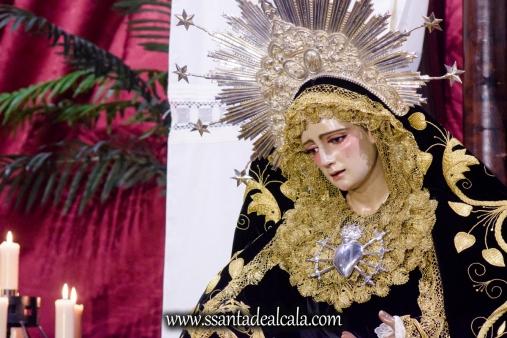 Solemne Tríduo y Besamanos a la Virgen de los Dolores 2017 (14)