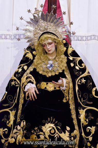 Solemne Tríduo y Besamanos a la Virgen de los Dolores 2017 (7)