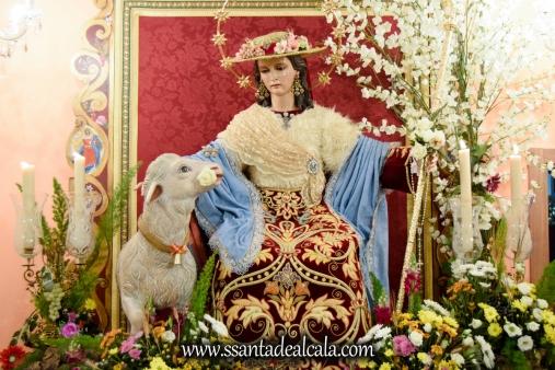 Tríduo a la Divina Pastora de las Almas (2)