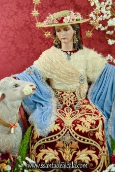Tríduo a la Divina Pastora de las Almas (3)