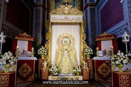 Tríduo y Besamanos a la Virgen del Dulce Nombre 2017 (1)