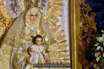 Tríduo y Besamanos a la Virgen del Dulce Nombre 2017 (11)