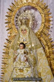 Tríduo y Besamanos a la Virgen del Dulce Nombre 2017 (12)