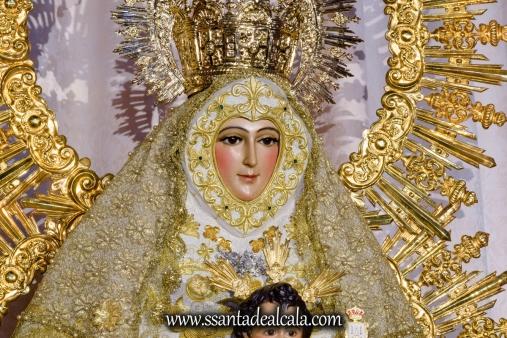 Tríduo y Besamanos a la Virgen del Dulce Nombre 2017 (17)