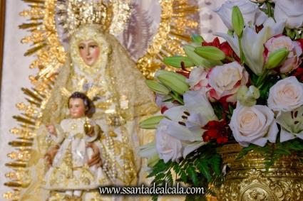 Tríduo y Besamanos a la Virgen del Dulce Nombre 2017 (23)