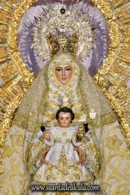Tríduo y Besamanos a la Virgen del Dulce Nombre 2017 (5)