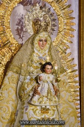 Tríduo y Besamanos a la Virgen del Dulce Nombre 2017 (7)