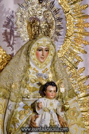 Tríduo y Besamanos a la Virgen del Dulce Nombre 2017 (8)