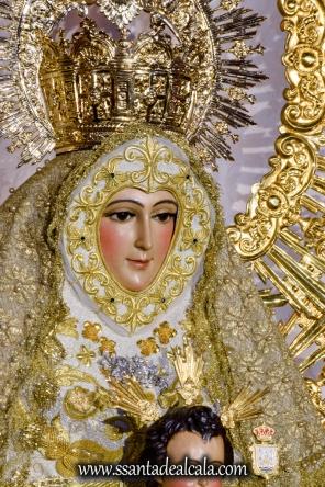 Tríduo y Besamanos a la Virgen del Dulce Nombre 2017 (9)