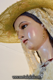 Divina Pastora en su paso procesional 2017 (11)