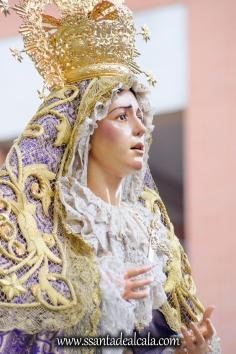 Rosario de Vísperas de la Virgen de las Angustias 2017 (1)